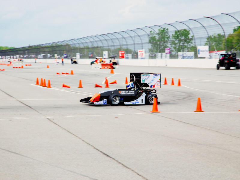 FSAE Michigan 2015