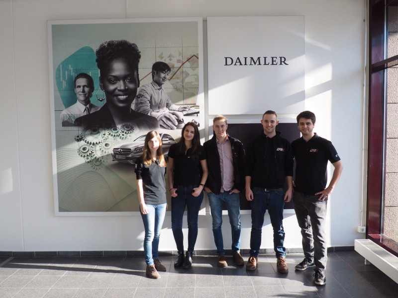GFR at Boxenstopp@Daimler