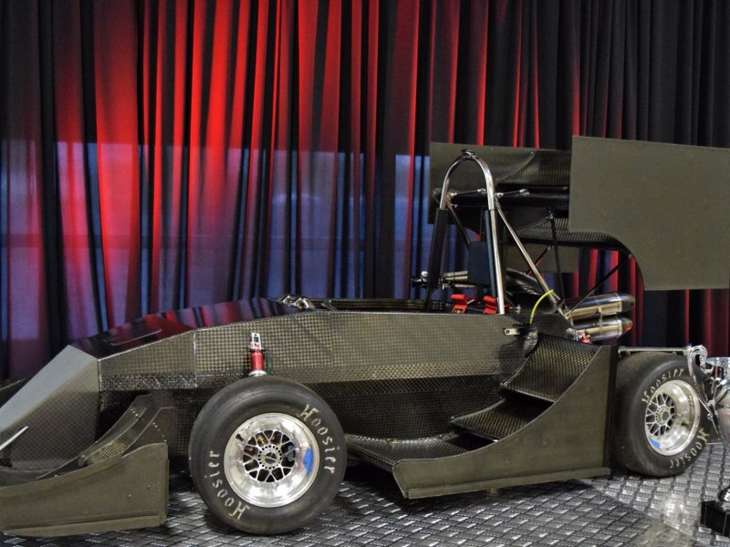 GFR 2015 Combustion Car Unveil