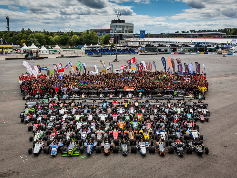 Summer of Racing: Formula Student Germany