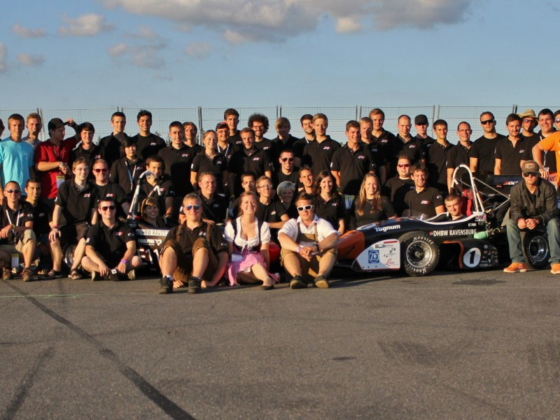 Formula Student Germany 2012 Summary