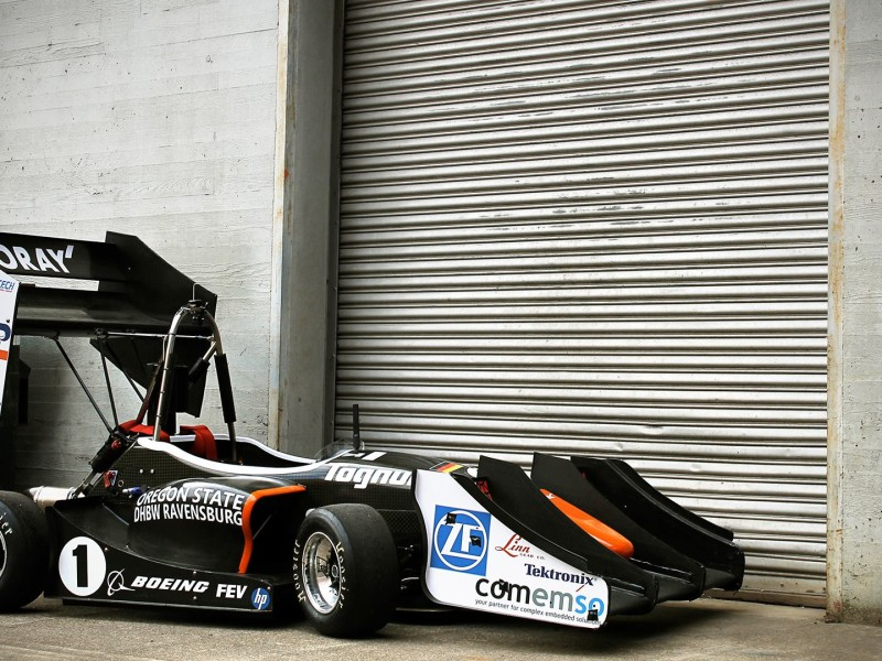 Summer of Racing: Headed to Formula Student Austria