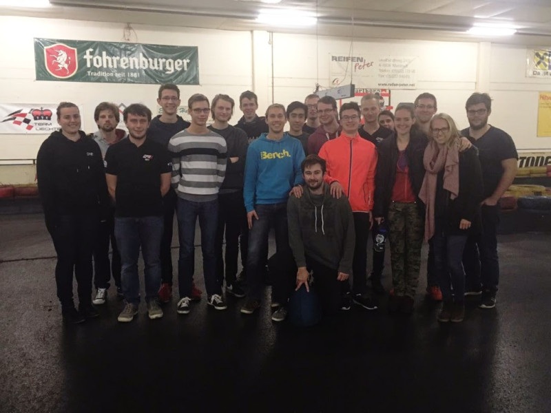 GFR18 goes karting