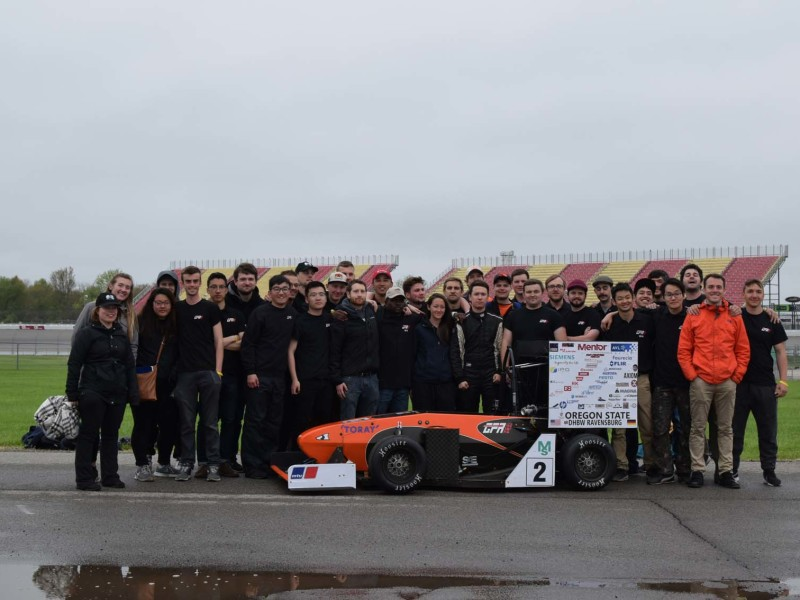 FSAE Michigan 2018
