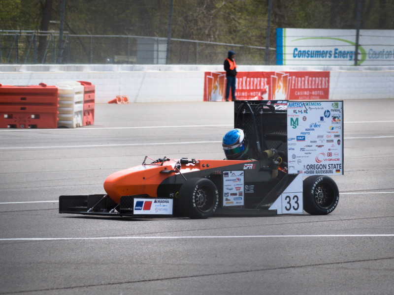 FSAE Michigan 2019